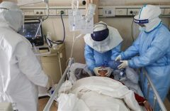 Coronavirus: Spread slows in China, but deaths abroad increase