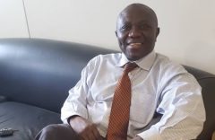 """""""Cameroon needs a bail-out. Not an economic bail-out. The country is crumbling"""" Dr Joachim Arrey"""