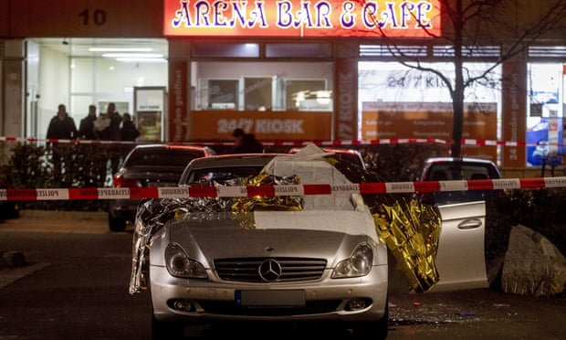 Germany: Suspected gunman found dead at home after killing spree