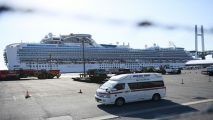 Coronavirus cases on Japan ship rise to 355