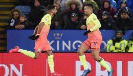 Premier League: Jesus strikes as Man City edge past Leicester