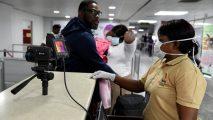 Nigeria braces as coronavirus hits megacity Lagos