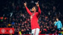 Football: Nigerians celebrate Ighalo's first goal for Manchester United