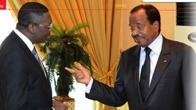Biya is no longer in control of his CPDM government