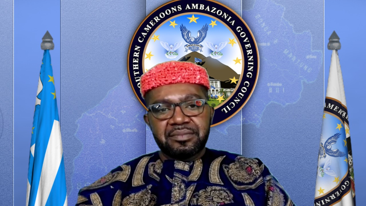Ambazonia: Vice President Yerima speaks of the coronavirus, Barrister Shufai's health and the killing of the Mamfe mayor
