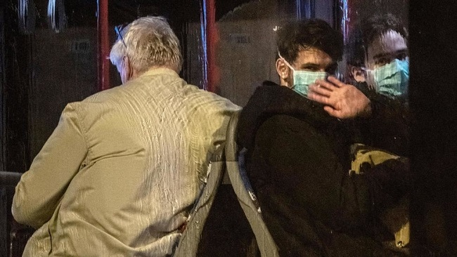 China: Foreigners stranded in Wuhan by virus tell of fear and rations