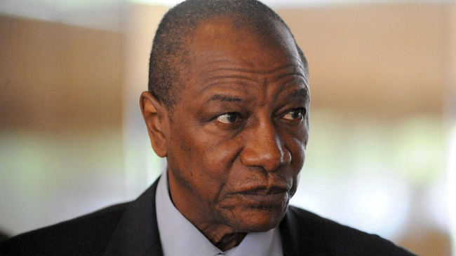 Guinea: Ruling party asks Alpha Condé to run for third presidential term