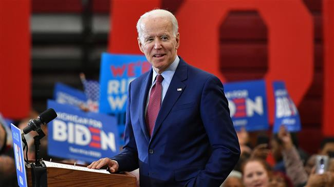 Race for the White House: Biden tightens grip on Democratic nomination with big wins