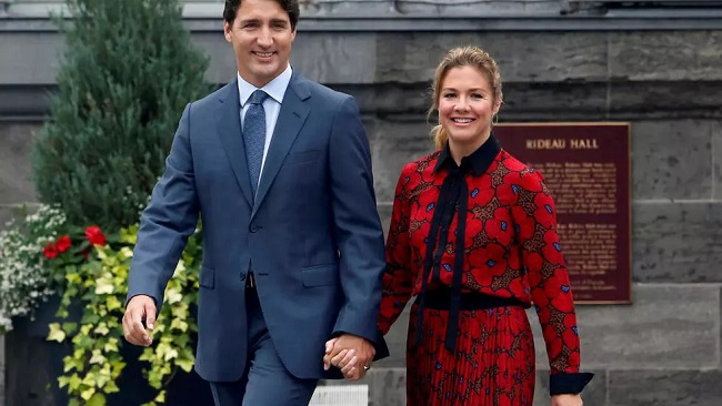 Canadian PM Trudeau in two-week isolation after wife tests positive for coronavirus
