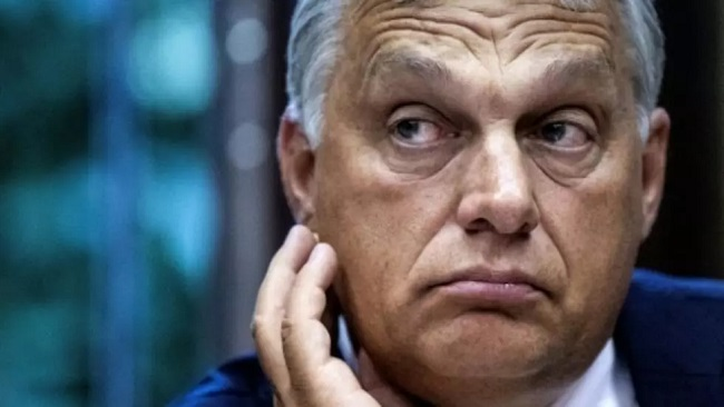 Hungary's Prime Minister blames foreigners, migration for coronavirus spread