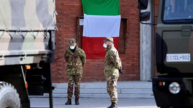 Italy enters phase-two of Covid-19 emergency
