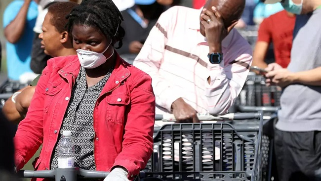 South Africa prepares to go into lockdown as coronavirus cases top 700