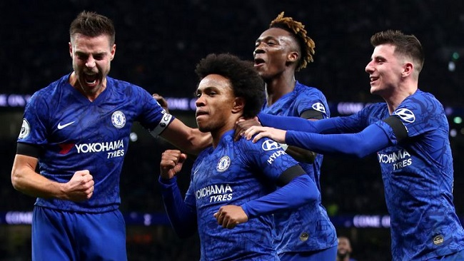 Covid 19 Chelsea Fc Players In Talks Over Pay Cut Cameroon Concord News