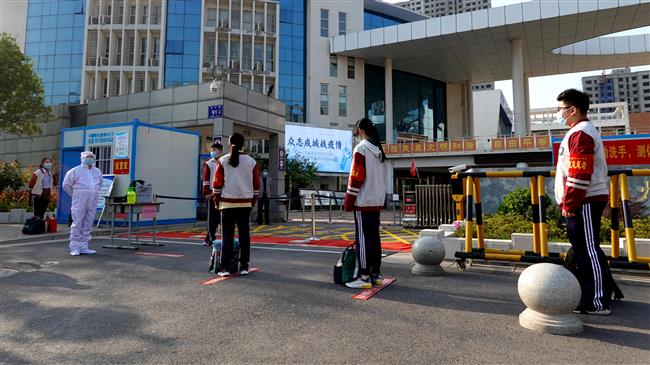 China says not discriminating against 'African brothers' amid outbreak
