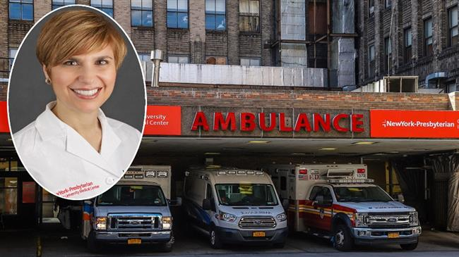New York doctor who treated COVID-19 patients kills herself