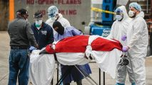 US records 1,169 coronavirus deaths, new global daily high