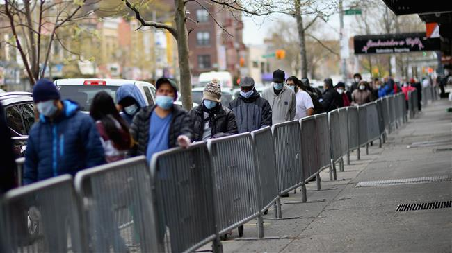 US blacks, Hispanics hardest hit by coronavirus-related job losses