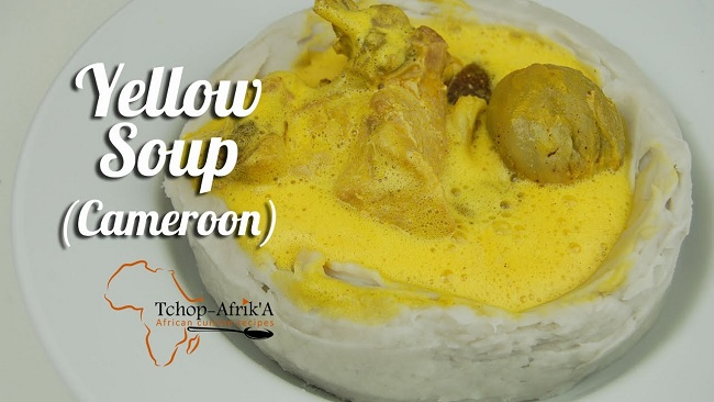 The potential of a Cameroonian Functional Food, 'Achu Soup'(Star Yellow) in managing the spread of Covid-19
