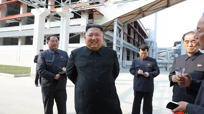 North Korean leader Kim Jong Un is not believed to have had surgery
