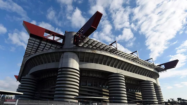 Football: San Siro stadium moves closer to demolition