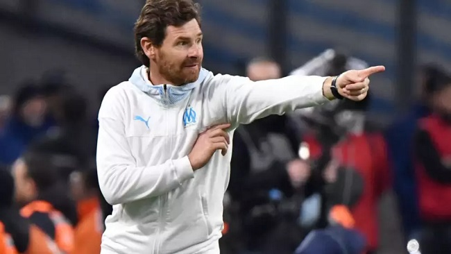 Marseille confirm Villas-Boas to stay on as coach in bid to quell fan revolt