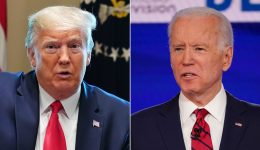 US Politics: Trump and Biden trade jibes in competing town halls on night of cancelled debate