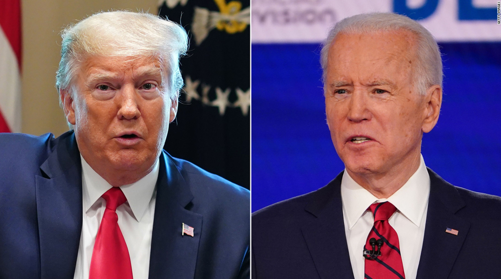 US: Biden's 12% lead portends Trump's dramatic meltdown