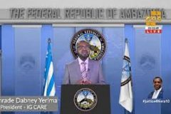 Self defense sole way to liberate the Federal Republic of Ambazonia: Vice President Yerima