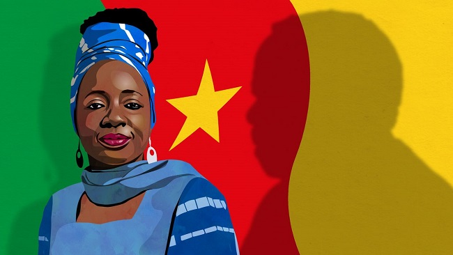 Beaten and hosed, Kah Walla is fighting to unseat the world's most vicious dictator