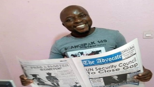 Mamfe: Southern Cameroons journalist detained by security forces