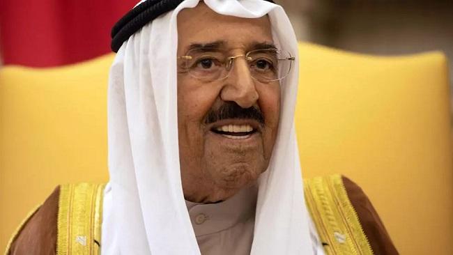 Kuwait's ruler hospitalised, crown prince steps in