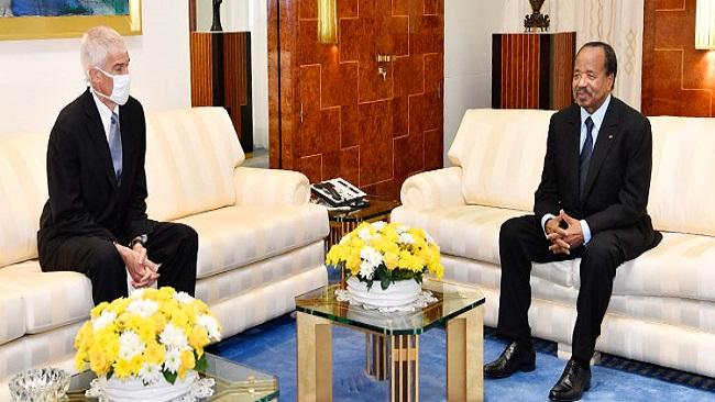 French Cameroun: BIYA bids farewell to outgoing Ambassador Henry Barlerin
