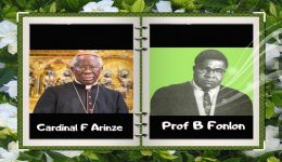 Cardinal Arinze says cause of beatification of Dr. Bernard Nsokika Fonlon could be introduced