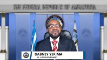 Ambazonia Independence Day Celebration: The Vice President's Speech