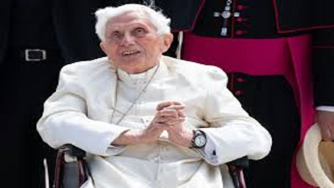 Vatican: Benedict XVI 'extremely frail'