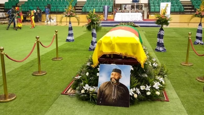Yaounde: Captain Stephen Tataw going home to rest