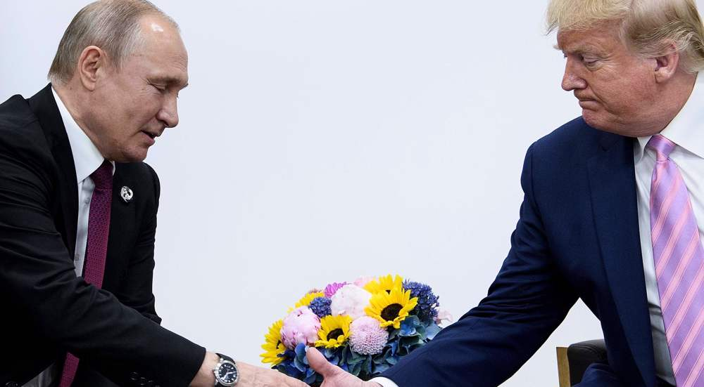 Trump reportedly eyeing Putin meeting before 2020 presidential election