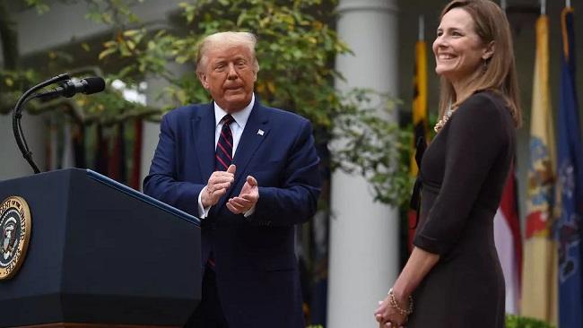 US: Trump nominates conservative judge Amy Coney Barrett to Supreme Court