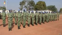 Central African Republic: Biya regime deploys Peacekeeping Troops for election stability