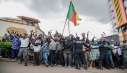 French Cameroun Protest: One killed, Kamto's home was in a state of siege