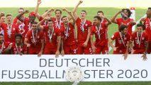 Bundesliga: Bayern Munich 8-0 Schalke