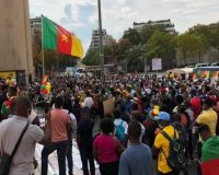 Francophone Crisis: Massive Anti-Biya Outpouring in Europe, Canada and the US