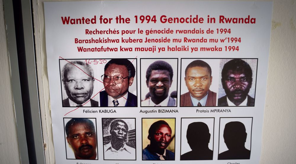 Rwanda genocide convict dies in Senegalese prison