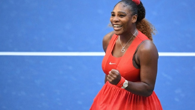 Tennis: Williams rallies to move into last 16 of US Open
