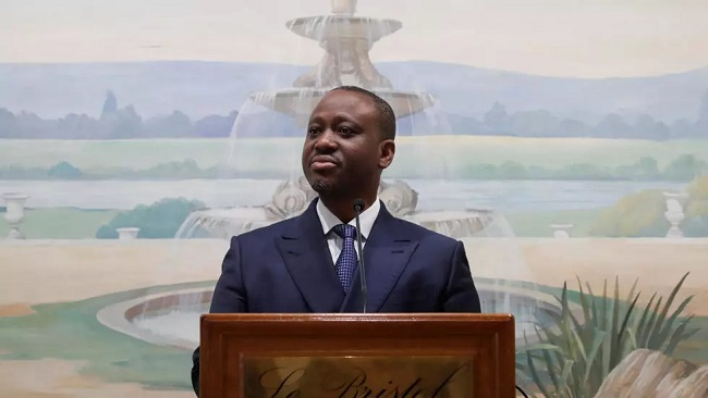 Ivory Coast: Ex-PM Soro says his candidacy for president is 'irrevocable'