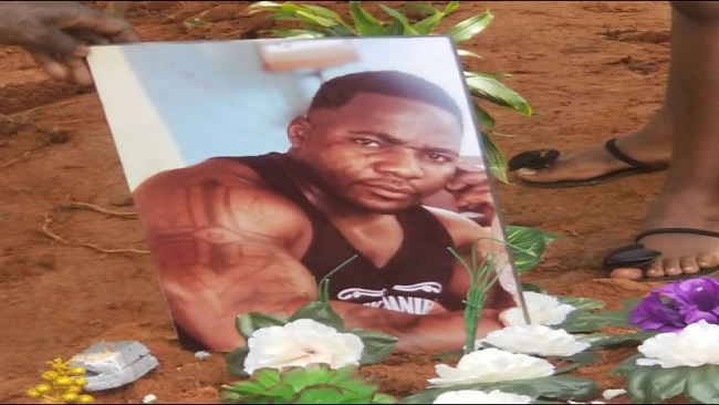 Southern Cameroons Crisis: Ambazonia General killed in combat buried