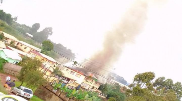 Biya regime says fire at Bamenda Gendarmerie Command Post linked to electrical accident, not Ambazonia crisis