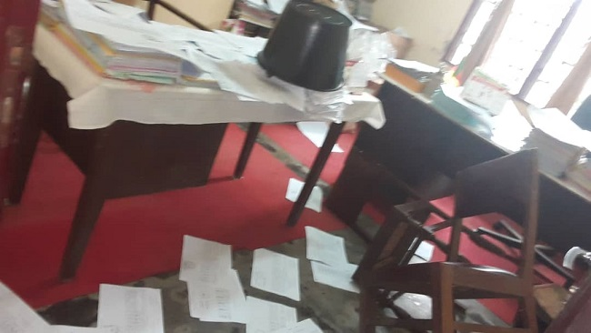 Southern Cameroons Crisis: Soldiers raid Cameroon Concord News Group office in Buea