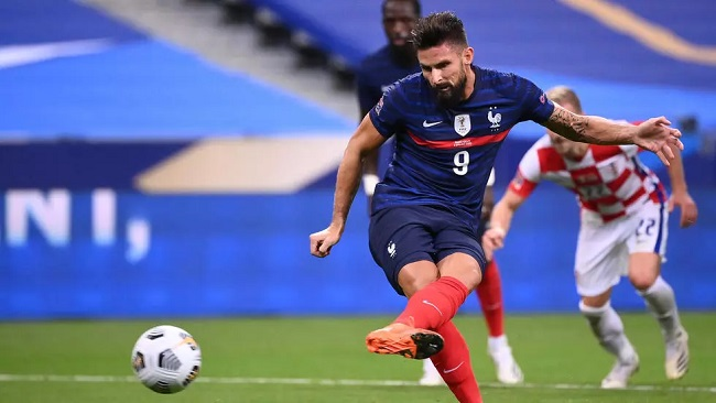 Football: Platini backs 'best fit' Giroud for France