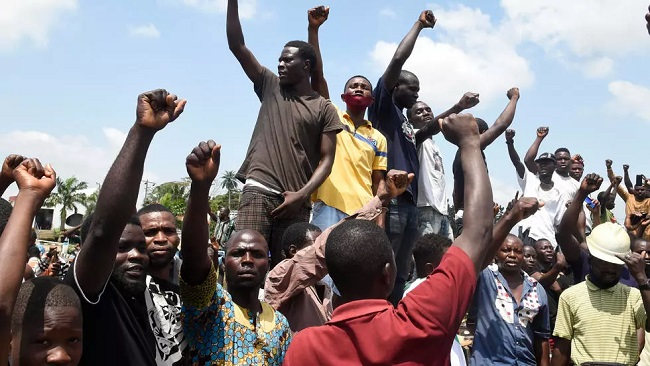African Union 'strongly' condemns deadly violence in Nigeria